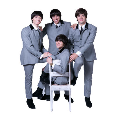 The Beatles Cover - The Beetles One - Terno de 1964