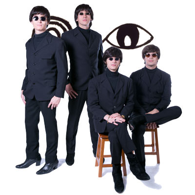 The Beatles Cover - The Beetles One - Terno de 1966