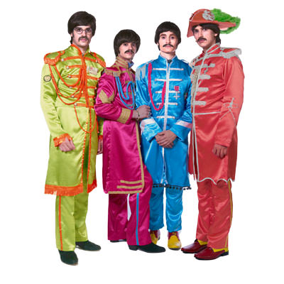 The Beatles Cover - The Beetles One - Sgt Peppers