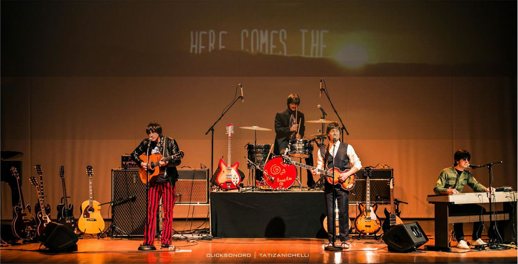 The Beatles Cover - The Beetles One - Terceira Fase